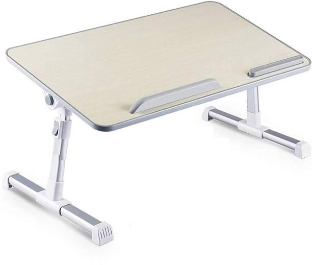 HOFTIZ Wood Portable Laptop Table