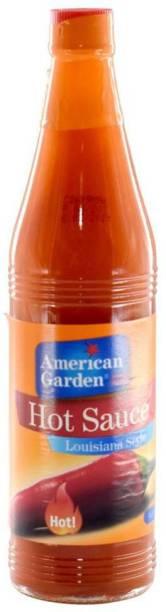 American Garden Hot Sauce, Louisiana Style - 177ml (6oz) Sauces