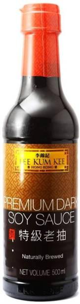 Lee Kum Kee Premium Dark Soy Sauce - 500ml Sauces