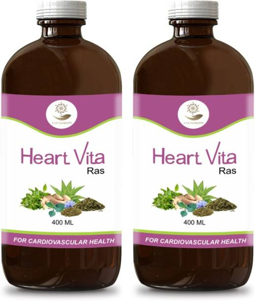 EARTHY BOON Heart Vita Ras for Healthy Heart & Cardiac Wellness