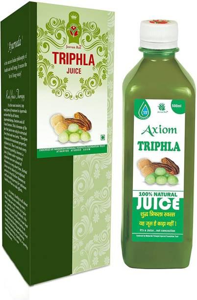 AXIOM Triphla Swaras Herbal Juice