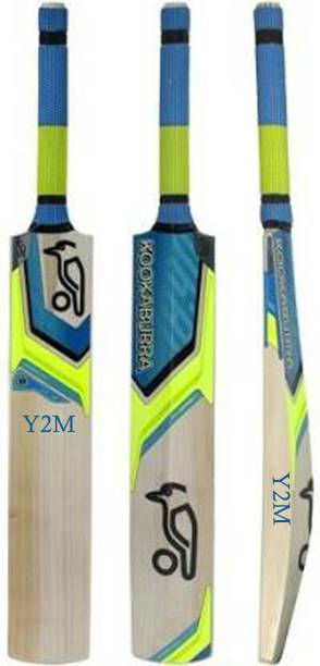 Y2M Kookaburra Verve (SIZE 5) Poplar Willow Cricket  Bat