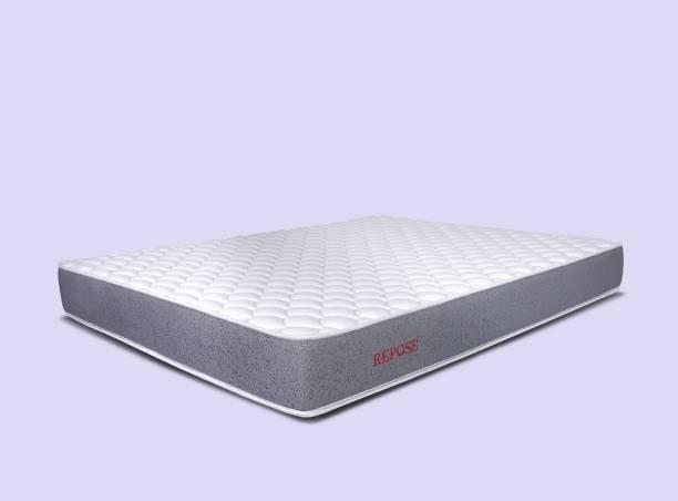 Repose Medium Soft 4 inch Double PU Foam Mattress