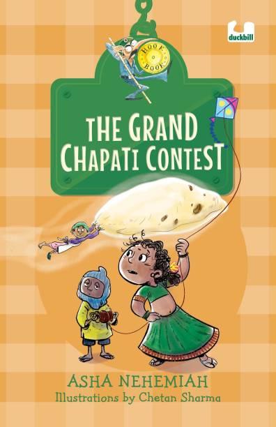 The Grand Chapati Contest (Hook Books)