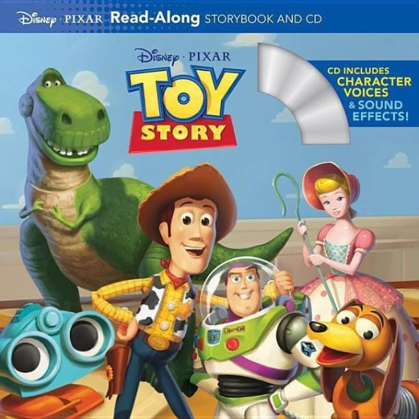 Toy Story Read-Along
