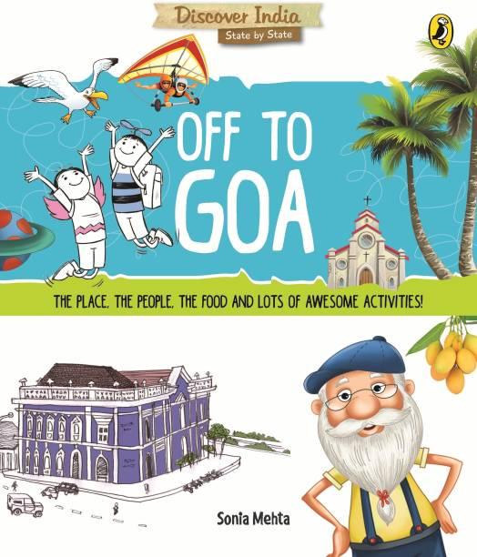 Discover India: Off to Goa