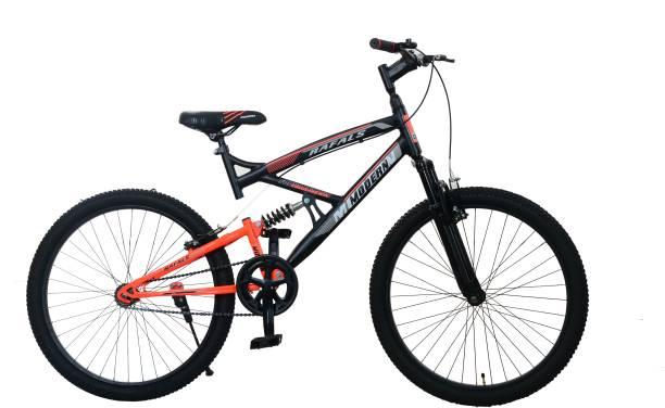Rafals MX-1 T MTB/ROAD CYCLE/BIKE BALCK-ORANGE 26 T Mountain Cycle
