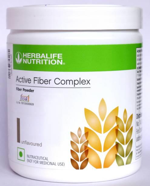 Herbalife Active Fiber Complex - Unflavored Powder For Digestive Health Unflavored Powder