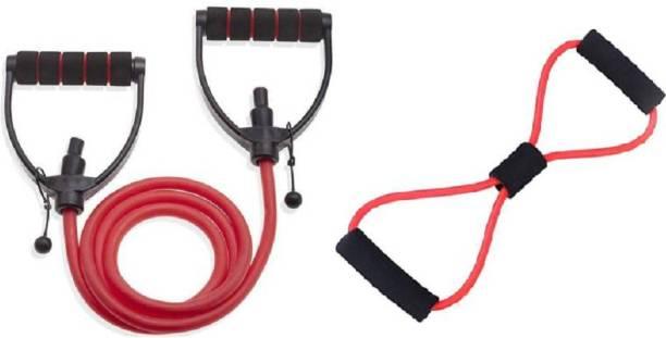 VATSMART STRECHING TUBE COMBO Gym & Fitness Kit