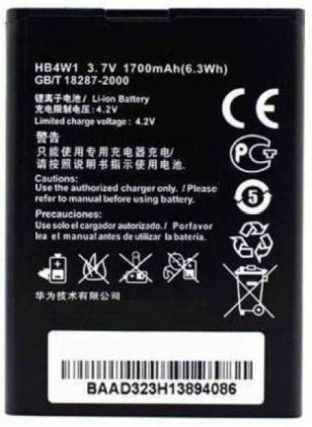 B PRAKASH Mobile Battery For  HUAWEI Huawei Honor Ascend Y210 Y510 Y520 Y525 HUAWEI Huawei Honor Ascend Y210 Y510 Y520 Y525