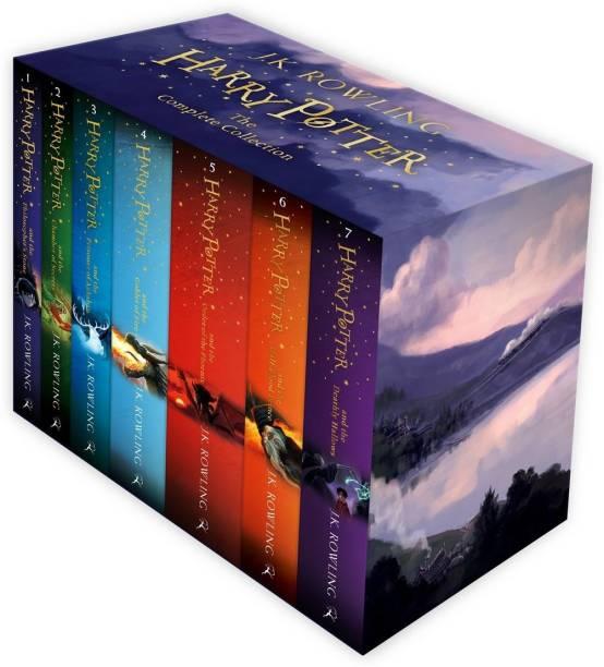 Harry Potter Book Set Of 7