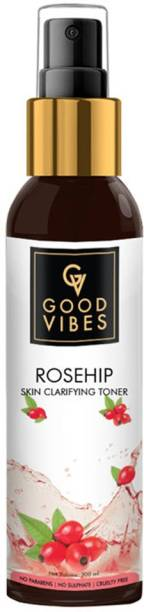 GOOD VIBES Skin Clarifying Toner - Rosehip (200 ml) Men
