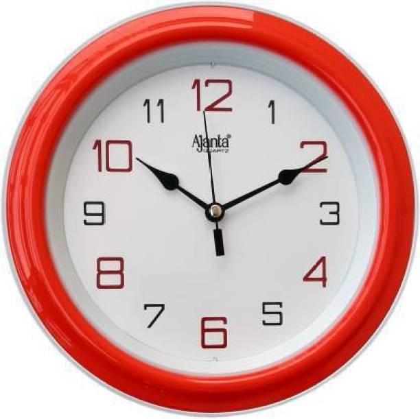 AJANTA Analog 20 cm X 20 cm Wall Clock