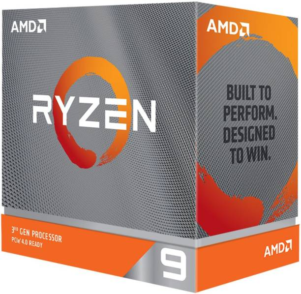 amd Ryzen 9 3900XT 3.8 GHz Upto 4.7 GHz AM4 Socket 12 Cores 24 Threads Desktop Processor