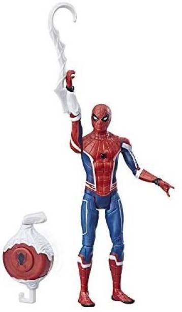 "Spiderman 2 Far from Home Ultimate Crawler Concept Series 6"" Action Figure"