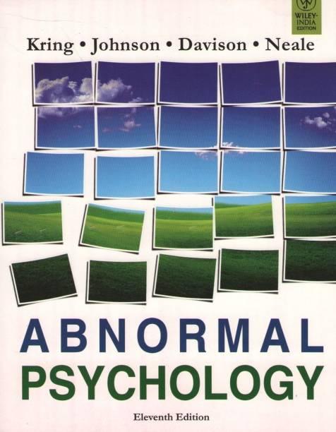 Abnormal Psychology, 11th Edition