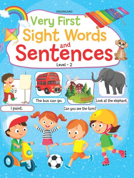 Miss & Chief Very First Sight Words Sentences Level 2 (Paperback)