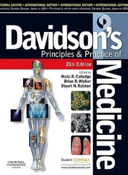 Davidson's Principles and Practice of Medicine International Edition 21st  Edition