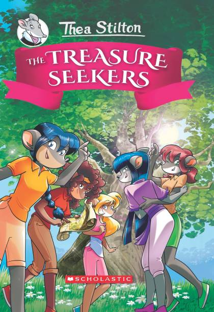 Thea Stilton and the Treasure Seekers