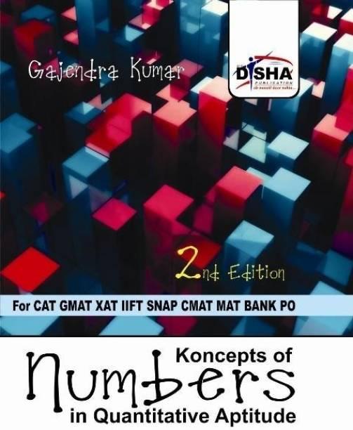 Koncepts of Numbers for Quantitative Aptitude in Cat, GMAT, Xat, Cmat, Iift, Bank Po