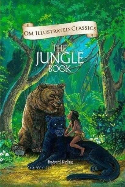 The Jungle Book : Illustrated Abridged Classics (Om Illustrated Classics)