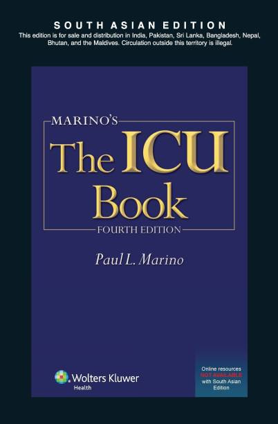 The ICU Book 3 Edition