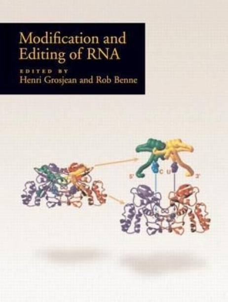 Modification and Editing of RNA