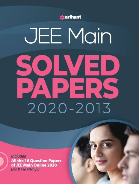 16 Years' Solved Papers Jee Main 2021