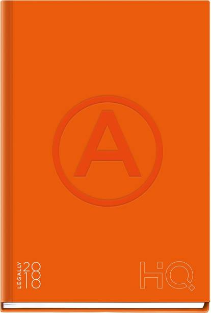 NAVNEET HQ CBNB Wiro Book (A5 Size) Adulthood A5 Diary Single Ruled 192 Pages
