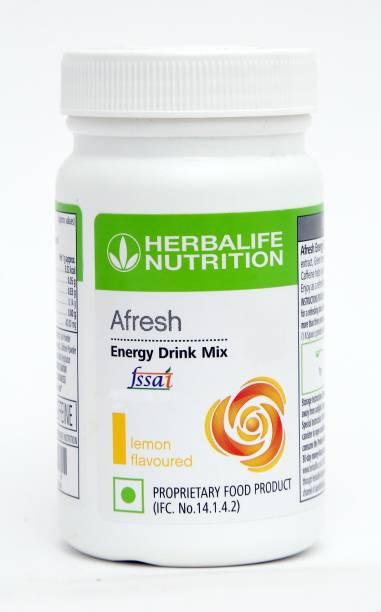 HERBALIFE Afresh Energy Drink - Lemon Flavor Sports Drink