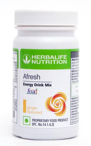 HERBALIFE Afresh Energy Drink - Ginger Flavor Sports Drink