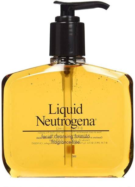 NEUTROGENA Fragrance Free Liquid Facial Cleansing Formula 236ml Face Wash