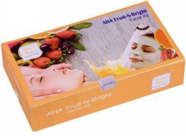 Rahul Phate's Research Product AHA Fruit N Bright Facial Kit Small Size