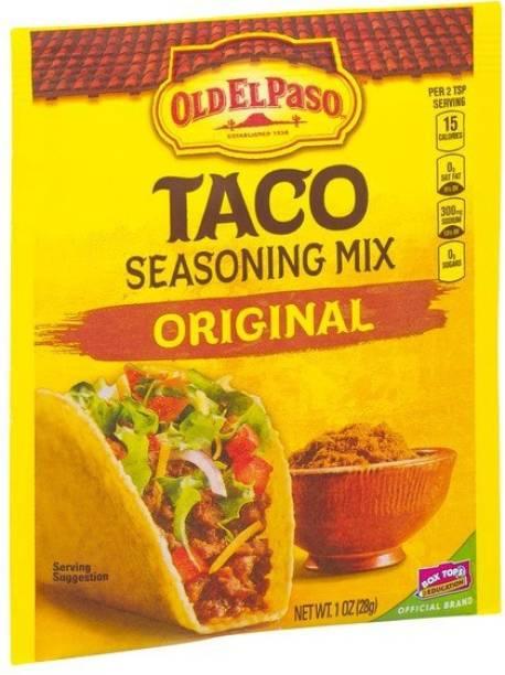 Old ELPaso Taco Seasoning Mix Original, 28g