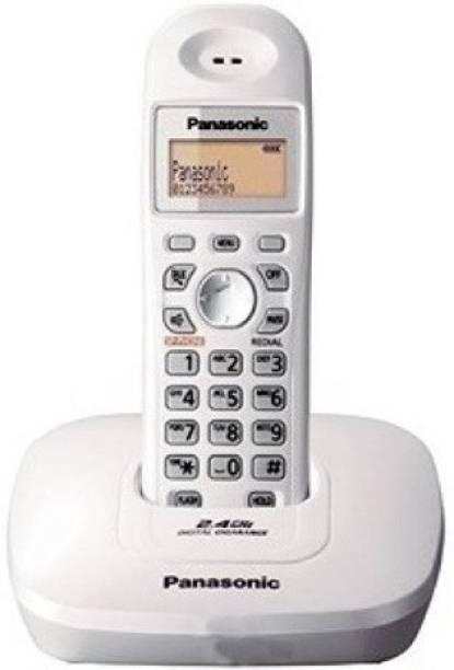 Panasonic KX-TG3611SX Cordless Landline Phone