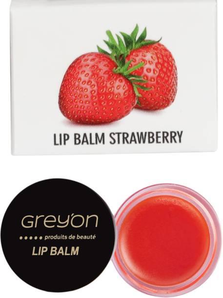 Greyon Strawberry Lip Balm Strawberry