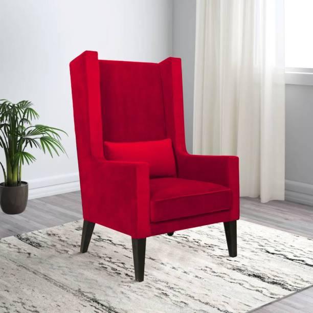 Febonic MAALIK Solid Wood Living Room Chair