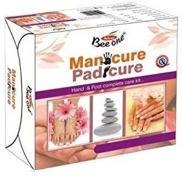 Beeone PEDICURE AND MANICURE KIT ( 300 GMS )