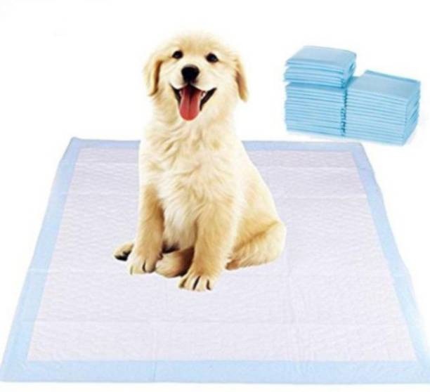 Taiyo Pluss Discovery Dog Training Pads/Size: XL/60 x 90 cm/50 Count/Training Pee and Potty Pads with Quick Drying Surface and Absorbent Core/Suitable for Small/Large Breed Puppies Disposable Dog Diapers