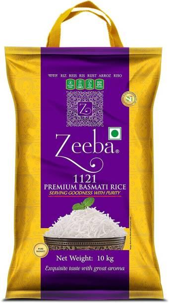 Zeeba Premium Basmati Rice (Steam)