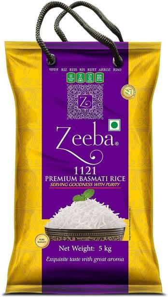 Zeeba PREMIUM LONG GRAIN Basmati Rice (Steam)