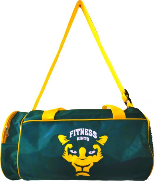 VINTO PRO DEFENDER TIGER STYLE GYM BAG 17 INCHES