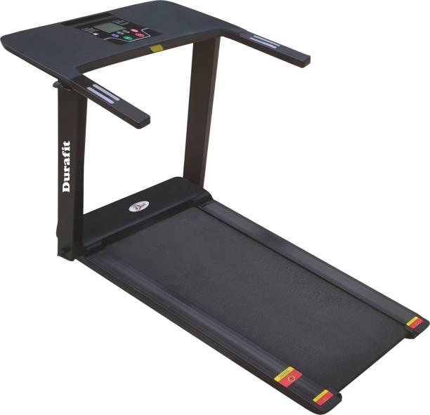 Durafit Efficio 1.0 HP (Peak 2.0 HP) DC Motorized Treadmill