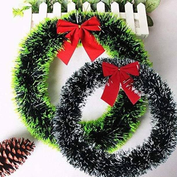 CraftVatika Christmas Wreath