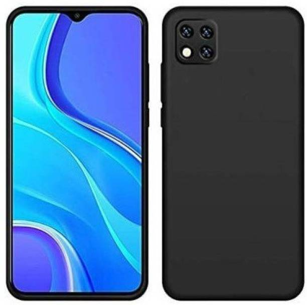 NKCASE Back Cover for POCO C3