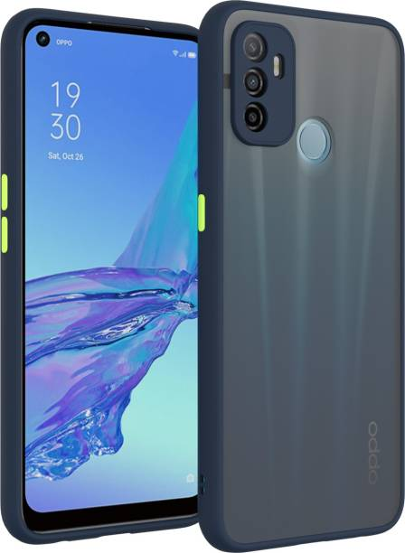 GadgetM Back Cover for Oppo A53