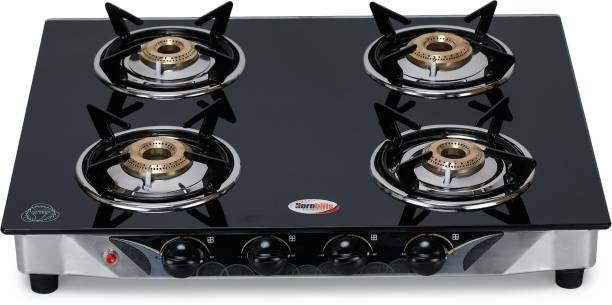 Hornbills Stainless Steel Automatic Gas Stove