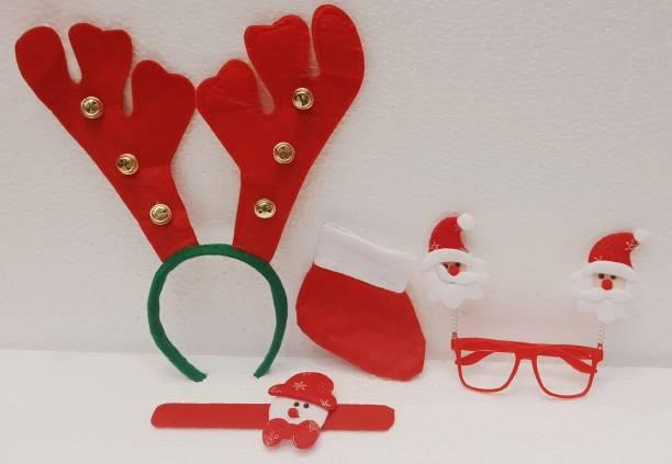Festive Santa Attire