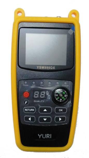 Yuri Digital Satellite Finder with Inbuilt 2500 mAh Battery, YSM999DX Yuri Digital Satellite Finder with Inbuilt 2500 mAh Battery, YSM999DX Non-magnetic Electronic Level