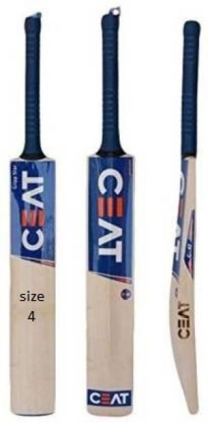 CEAT size-4 Poplar Willow Cricket  Bat